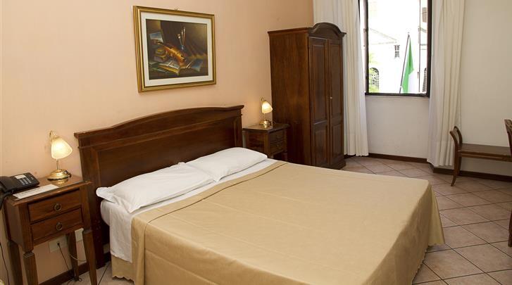 Rome, Hotel Giubileo, Standaard kamer