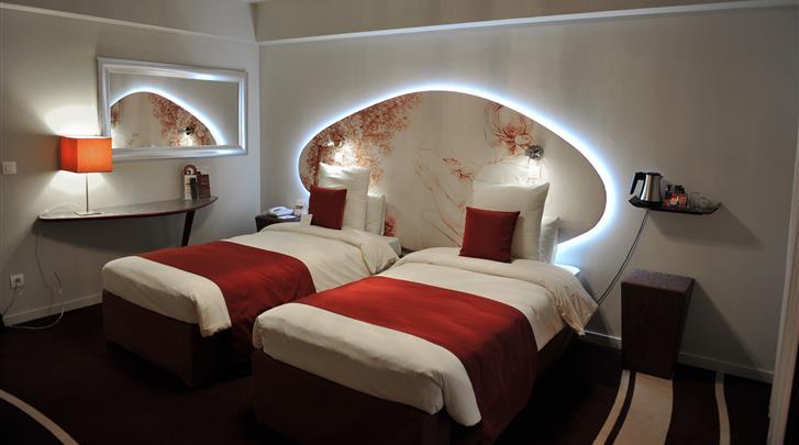 Parijs, Hotel Mercure Paris Bastille Marais, Standaard kamer