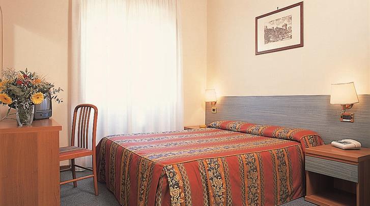 Rome, Hotel Stella, Standaard kamer