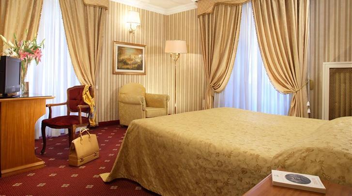 Rome, Hotel Pace Helvezia, Standaard kamer