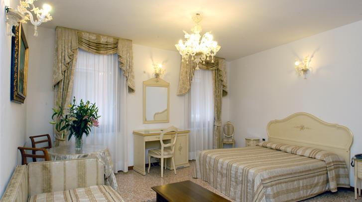 Venetië, Hotel Orion, Standaard kamer