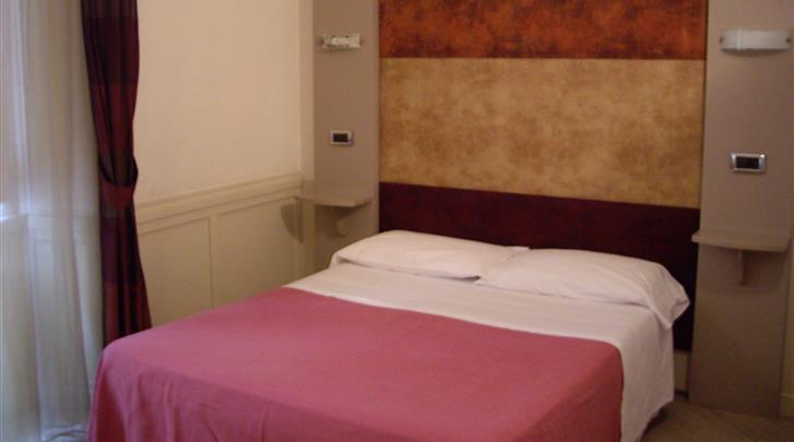 Rome, Hotel Santa Prassede, Standaard kamer