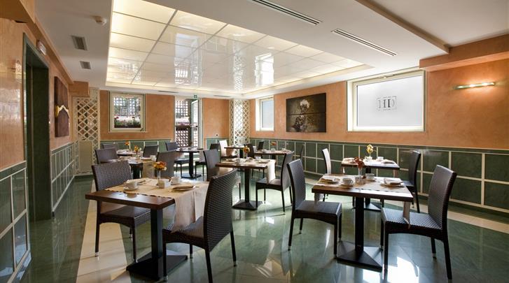Rome, Hotel Diana, Restaurant