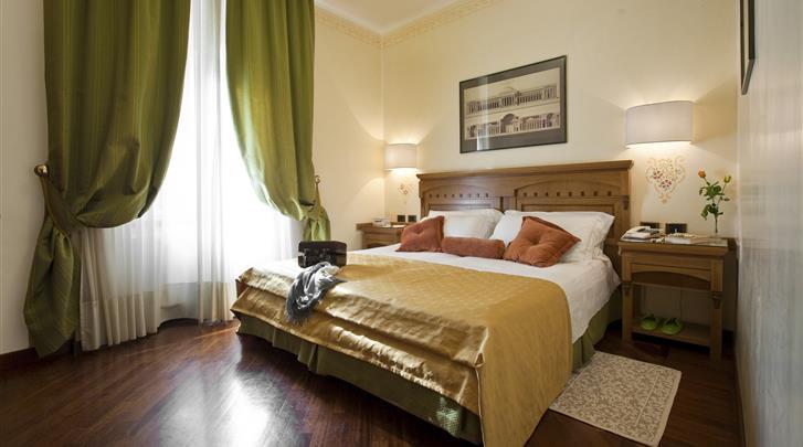 Rome, Hotel Diana, Standaard kamer