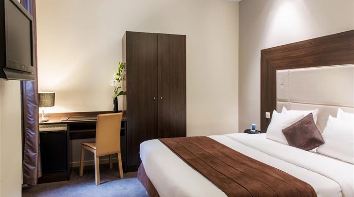 Parijs, Hotel Corona Rodier, Standaard kamer