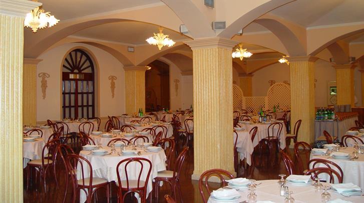 Rome, Hotel Portamaggiore, Restaurant