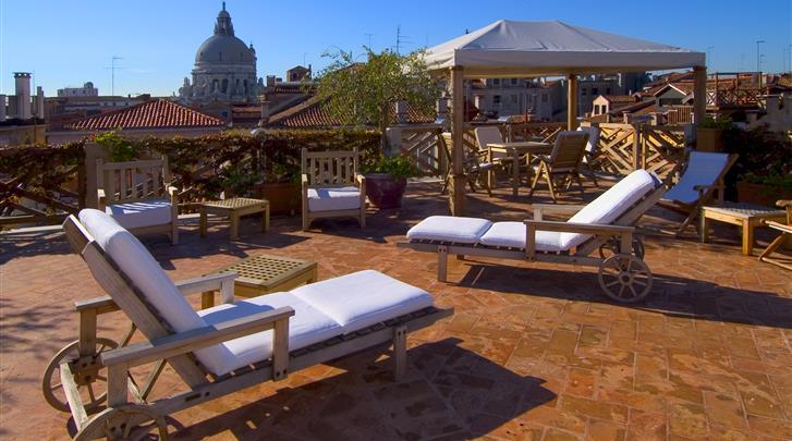 Venetië, Hotel Saturnia & International