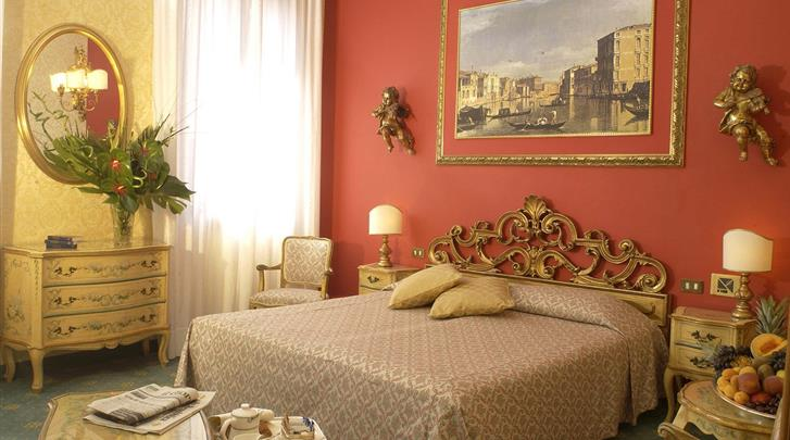 Venetië, Hotel Amadeus, Standaard kamer