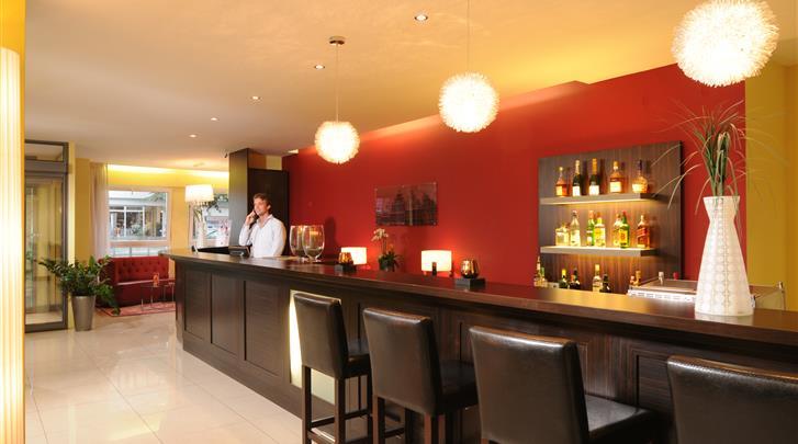 Antwerpen, Hotel Leonardo Antwerpen, Hotel bar