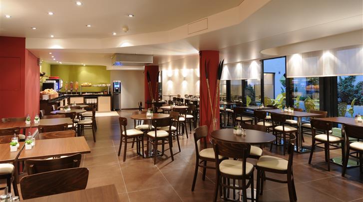 Antwerpen, Hotel Leonardo Antwerpen, Ontbijtrestaurant