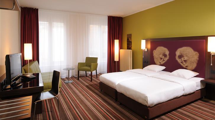 Antwerpen, Hotel Leonardo Antwerpen, Standaard kamer
