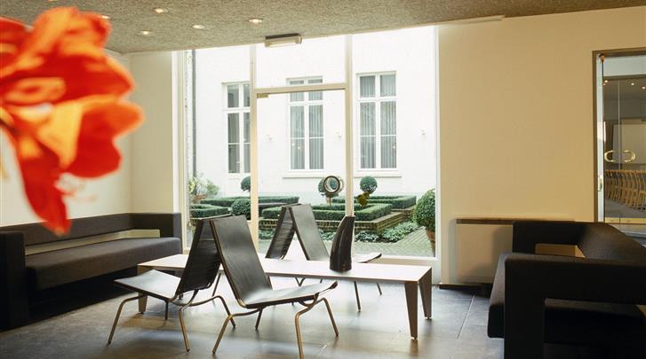 Antwerpen, Hotel Prinse, Lounge