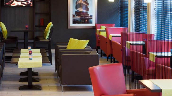 Antwerpen, Hotel Quality Antwerpen, Lobby