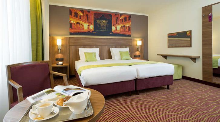 Antwerpen, Hotel Quality Antwerpen, Standaard kamer