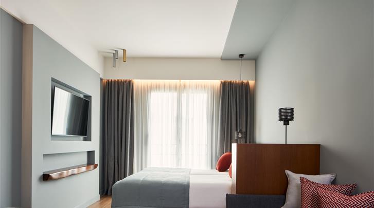 Athene, Hotel Achilleas, Standaard kamer