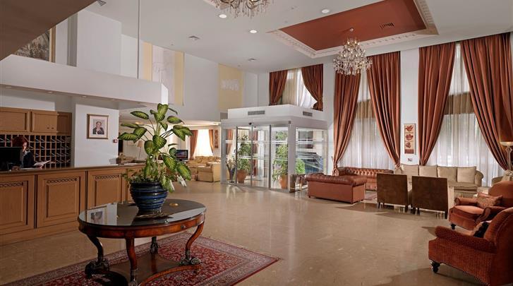 Athene, Hotel Airotel Parthenon, Lobby