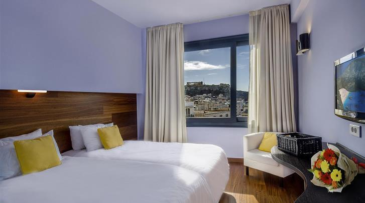 Athene, Hotel Athens Center Square, Standaard kamer