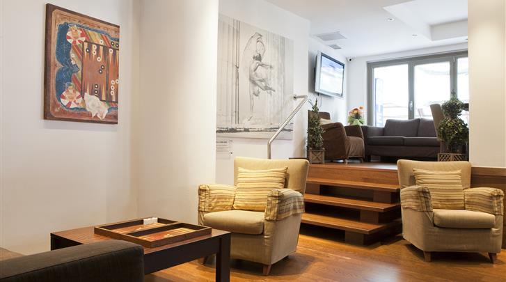 Athene, Hotel Plaka, Coffee Lounge