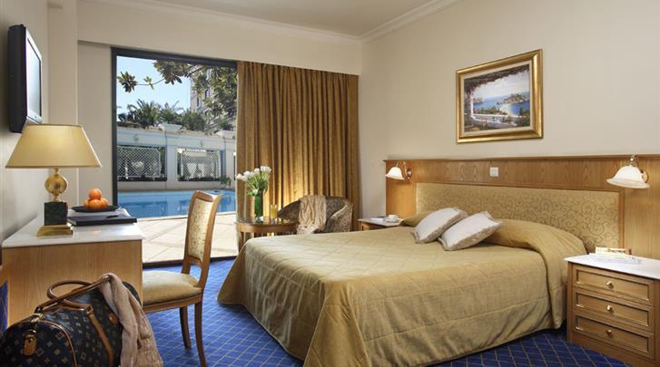 Athene, Hotel Royal Olympic, Executive kamer