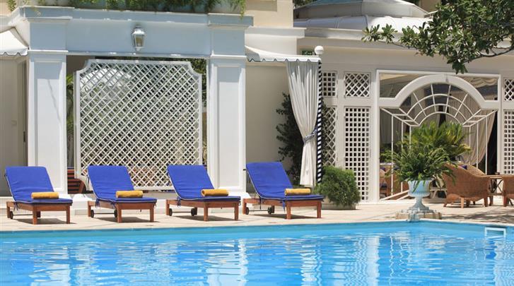 Athene, Hotel Royal Olympic, Zwembad
