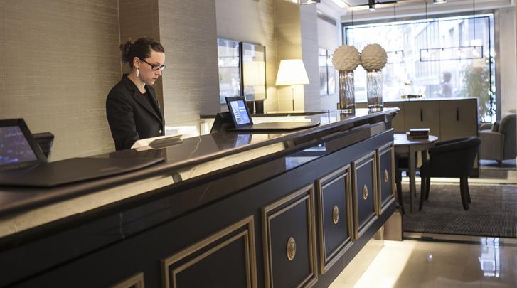 Barcelona, Hotel Balmoral