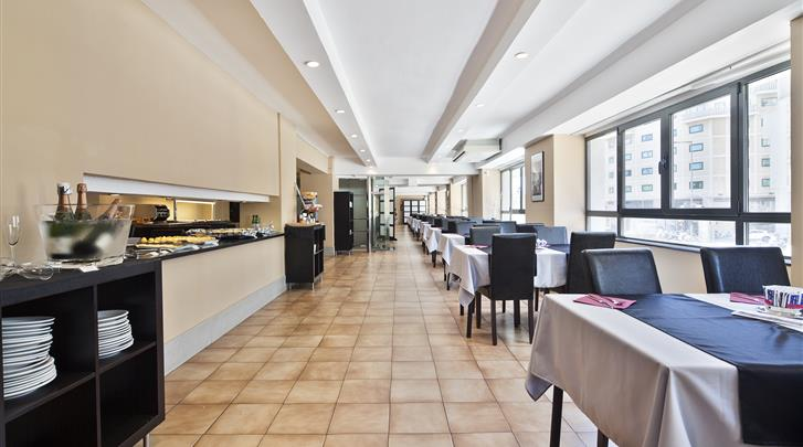 Barcelona, Hotel Auto Hogar, Restaurant