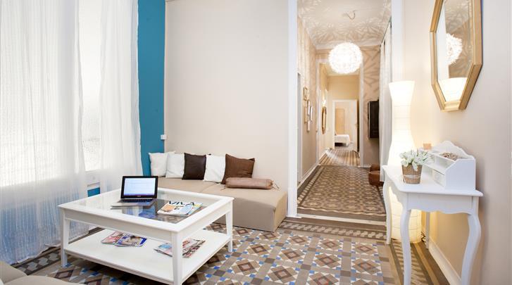 Barcelona, Hotel B&B Casa Maca