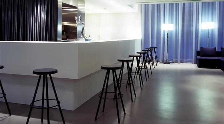 Barcelona, Hotel Catalonia Avinyo, Hotel bar
