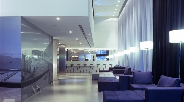 Barcelona, Hotel Catalonia Avinyo, Lobby