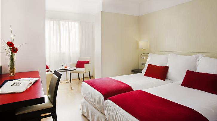 Barcelona, Hotel Grupotel Gravina