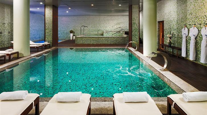 Barcelona, Hotel H10 Marina Barcelona, Wellness