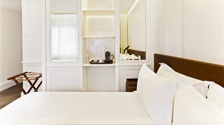 Barcelona, Hotel H10 Montcada, Standaard kamer