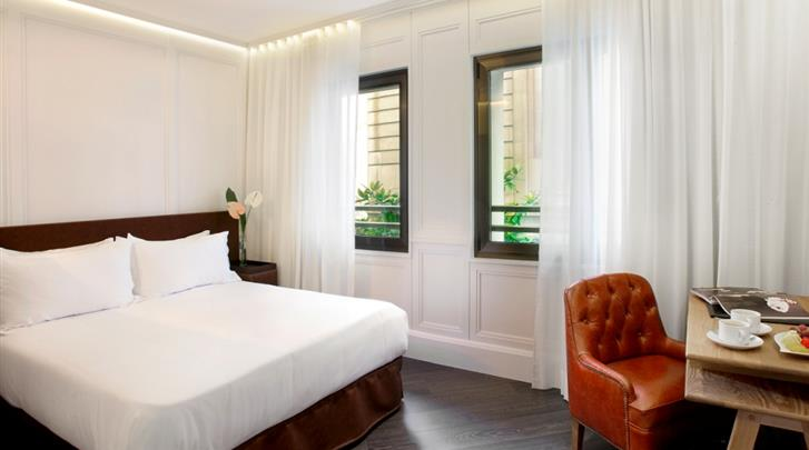 Barcelona, Hotel H10 Montcada