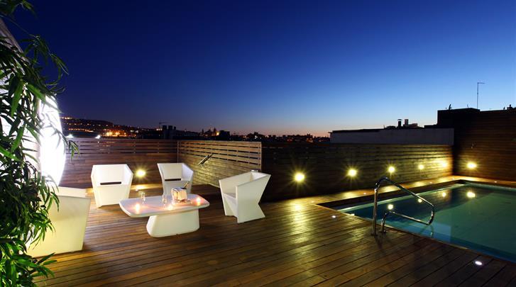 Barcelona, Hotel Lleo