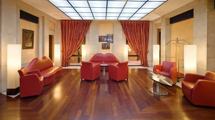 Barcelona, Hotel Medinaceli, Lobby