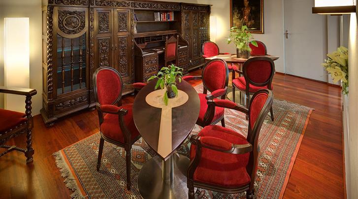 Barcelona, Hotel Medinaceli, Lounge