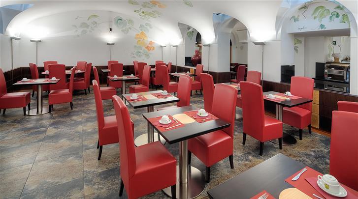 Barcelona, Hotel Medinaceli, Restaurant
