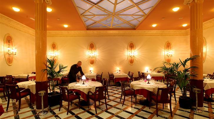 Barcelona, Hotel Nouvel, Restaurant