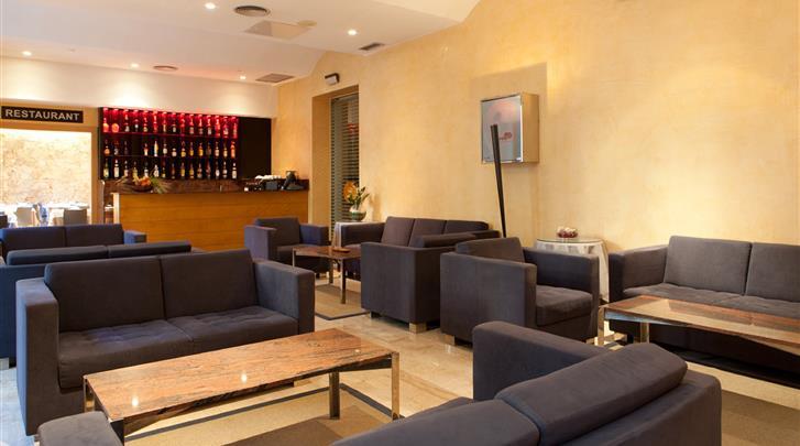 Barcelona, Hotel Sant Agusti, Hotel bar