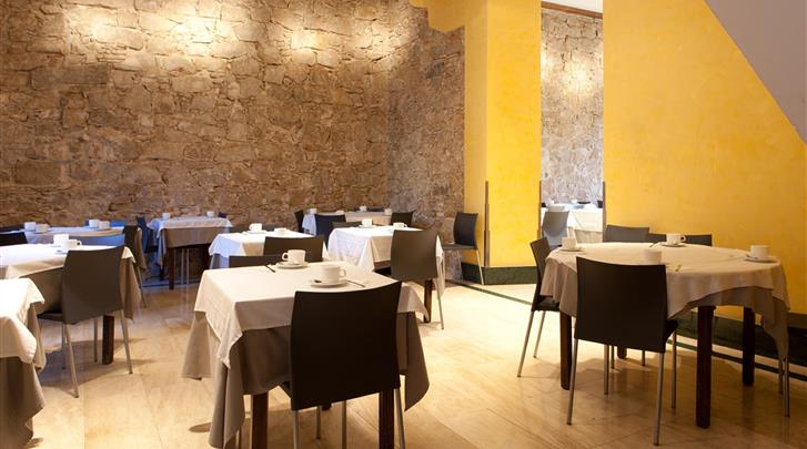 Barcelona, Hotel Sant Agusti, Ontbijtrestaurant
