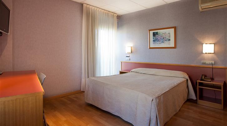 Barcelona, Hotel Sant Agusti, Standaard kamer