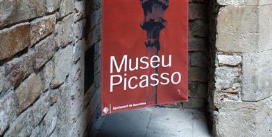 Barcelona museum Picasso