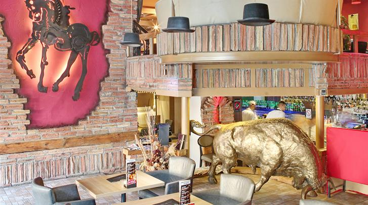 Belgrado, Designhotel Mr President, Restaurant