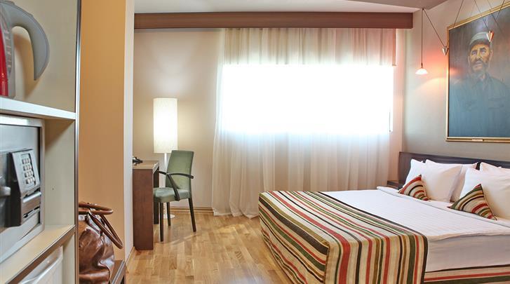 Belgrado, Designhotel Mr President, Standaard kamer