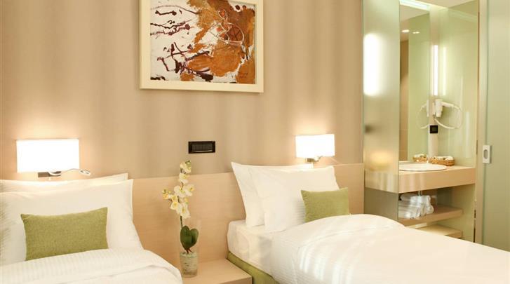 Belgrado, Hotel Argo, Standaard kamer