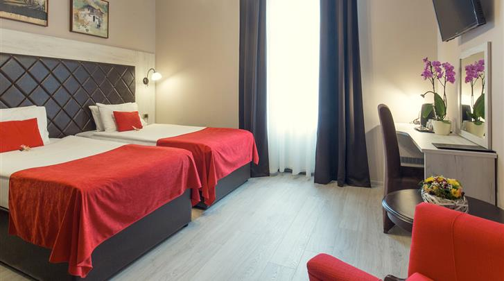 Belgrado, Hotel Belgrade City, Comfort kamer