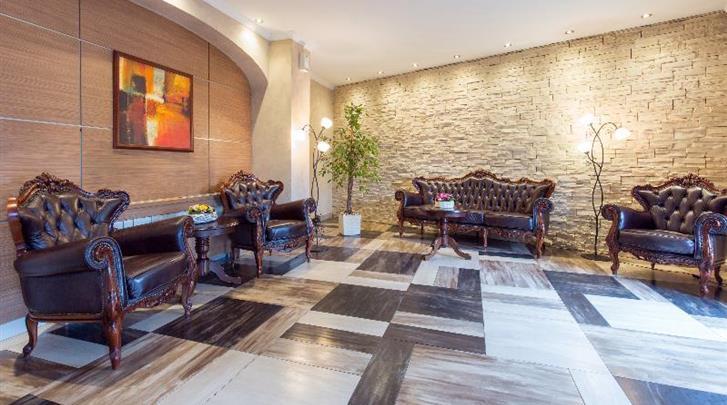 Belgrado, Hotel Belgrade City, Lobby