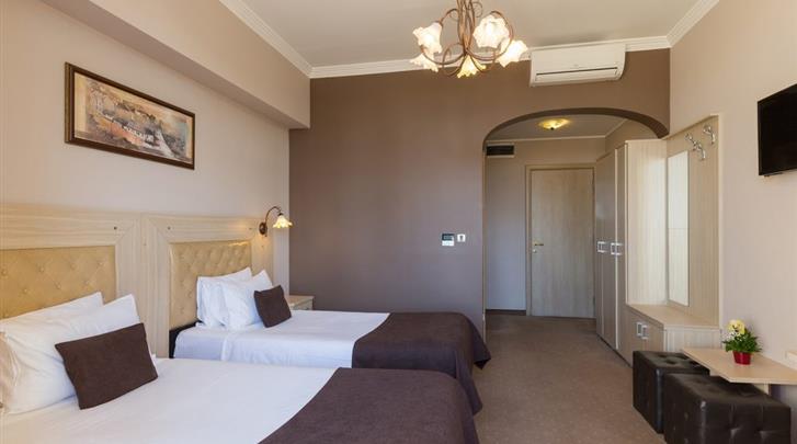 Belgrado, Hotel Belgrade City, Superior kamer
