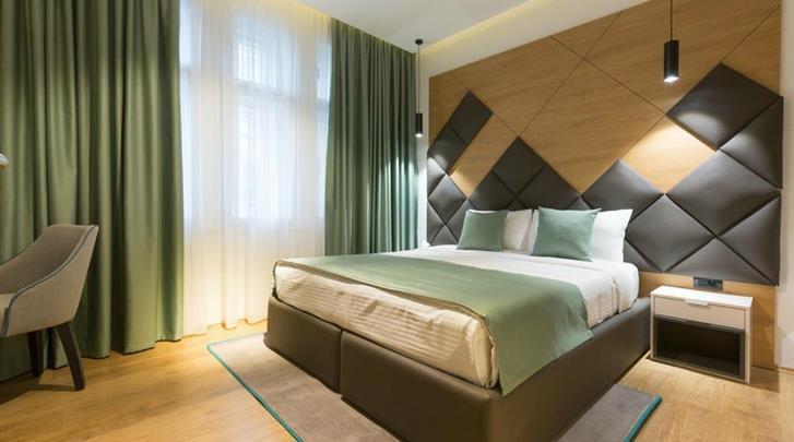 Belgrado, Hotel Capital, Standaard kamer