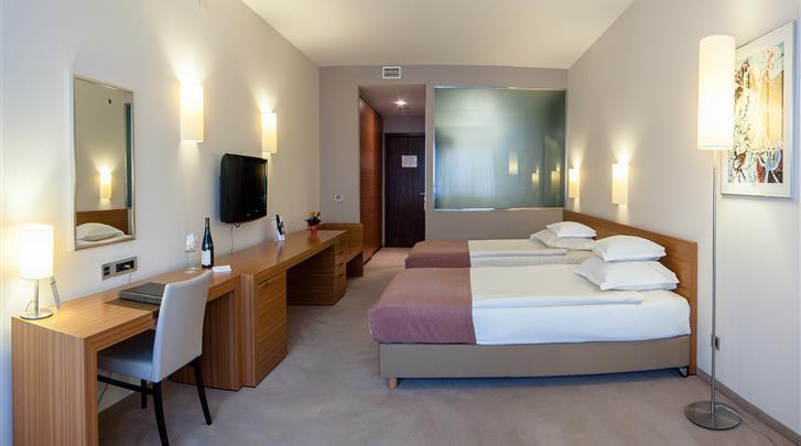 Belgrado, Hotel LifeDesign, Standaard kamer